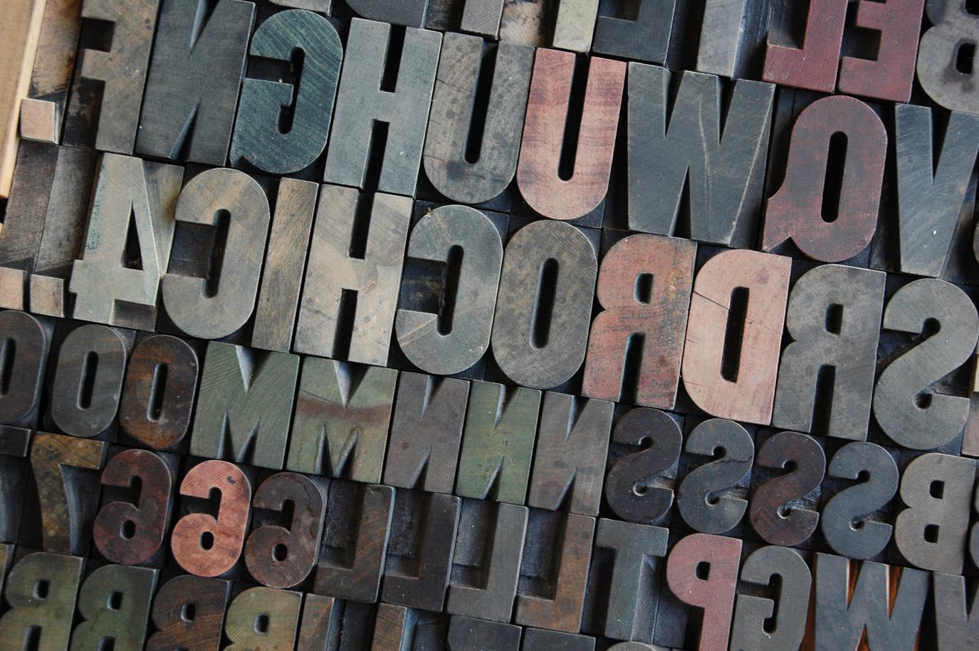 Estudio / Imprenta Tintanegra Letterpress 15