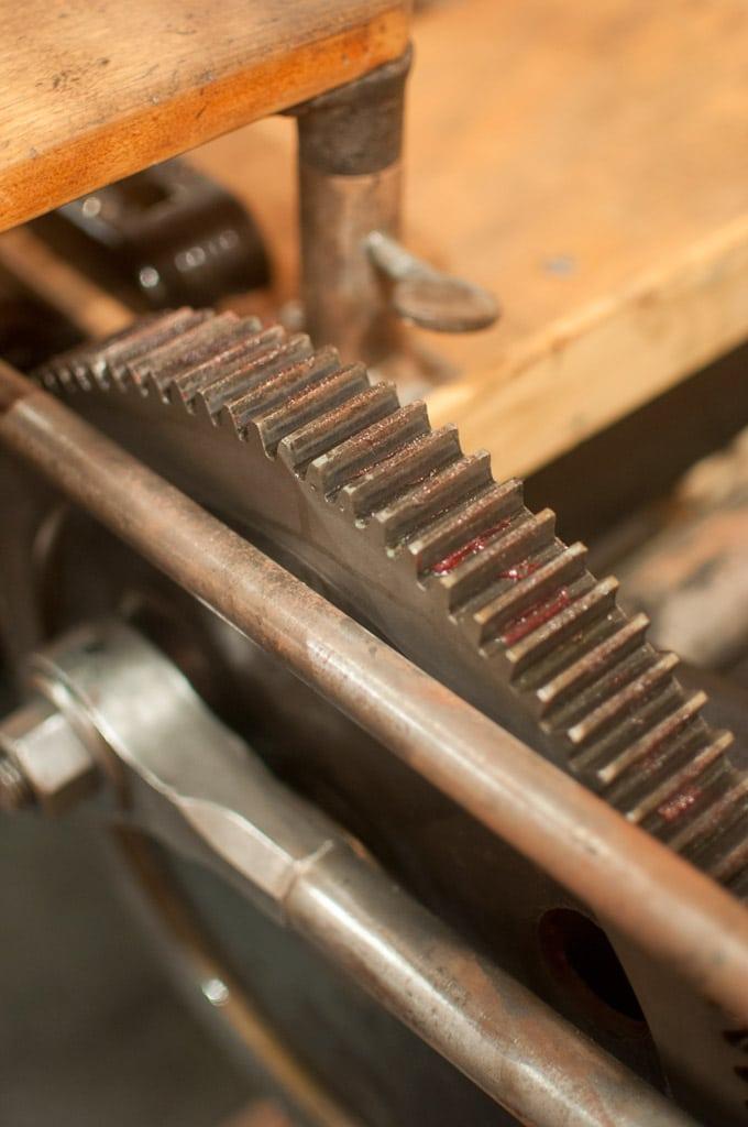 Estudio / Imprenta Tintanegra Letterpress 10